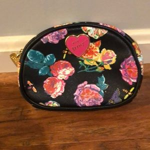 Make up bag by Betsey Johnson
